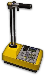 Portable Nuclear Gauge