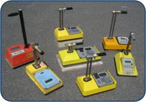 Portable Nuclear Density Gauges